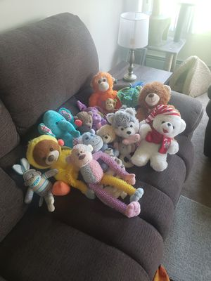 Stuffed Animals for Sale in MIDDLEBRG HTS, OH