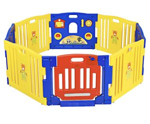 Excellent 8 panels baby gate for Sale in Anaheim, CA