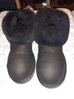 Black UGG BOOTS $75 for Sale in Tacoma, WA