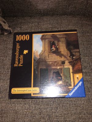 Ravensburger 1000 PCS Puzzle. Please see all the pictures and read the description for Sale in Falls Church, VA