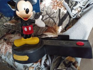 Disney collectible mickey animated talking picture frame for Sale in Goodlettsville, TN