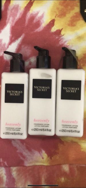 Heavenly lotion $12 each for Sale in Fontana, CA