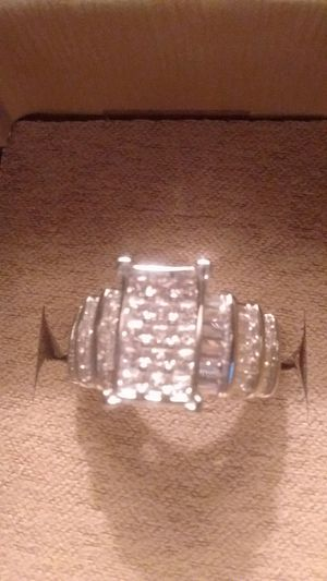 Beautiful sterling silver engagement ring size 7 New for Sale in North Las Vegas, NV