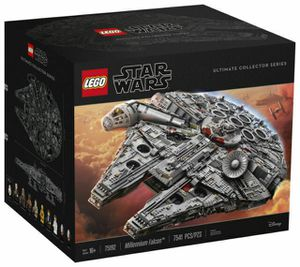 LEGO Millennium Falcon 75192 with FREE ITEMS for Sale in Pasadena, CA