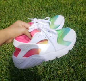 Womens Nike Air Rainbow Huraches for Sale in Lehigh Acres, FL