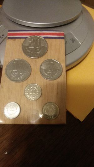 Mint Set of Coins From B.C.C.R. for Sale in Palisade, CO