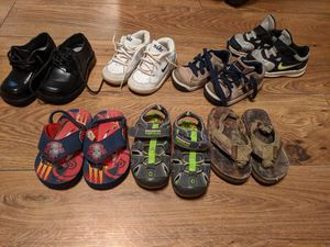 Toddler boy shoes for Sale in Glasford, IL