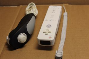 Official Nintendo Wii/Wii U Remote Plus Controller and Nunchuk Nunchuck Combo Bundle for Sale in Laguna Woods, CA