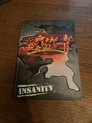 Insanity BEACHBODY workout set for Sale in Dallas, TX