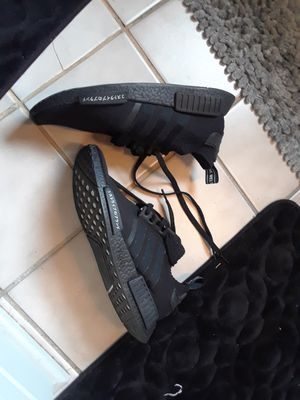 Adidas NMD Triple Black Japan for Sale in Pittsburgh, PA