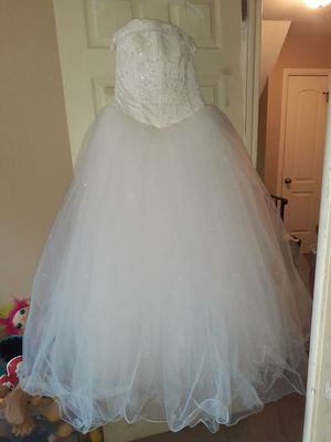 David's bridal wedding dress for Sale in Kansas City, MO