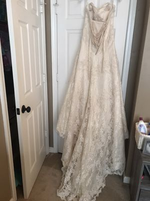 Alfred Angelo wedding dress for Sale in Alpharetta, GA