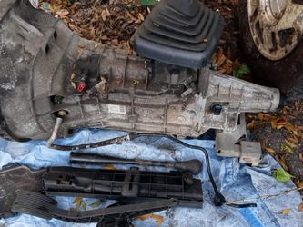 1999 F150 Extended Cab Transmission for Sale in Dade City,  FL