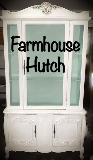 🐄 Farmhouse Hutch for Sale in Valrico, FL