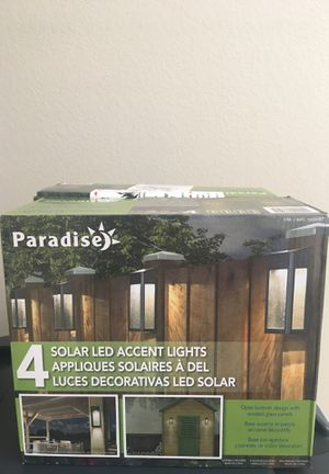 Paradise Solar LED Accent Lights for Sale in Los Angeles, CA