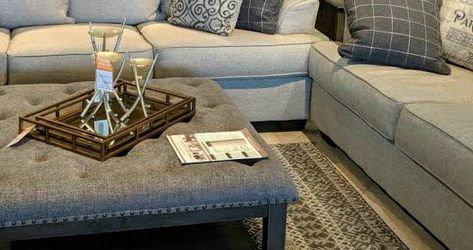 👉$39 Down Payment 👇Velletri Pewter Living Room Set [SPECIAL] by Ashley for Sale in Alexandria,  VA