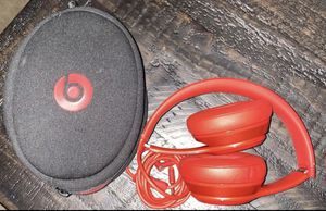 Red Beats Solo 2 10/10 Condition for Sale in Austin, TX