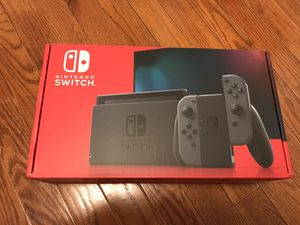 Nintendo switch with gray 32gb for Sale in Canonsburg, PA