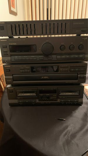 Technics component stereo system for Sale in Kirtland, OH