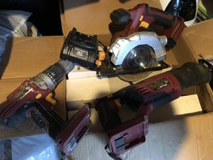 Electric power tools for Sale in Spring Valley, CA