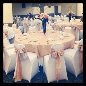 All Chair Covers & Pink Table Runners & Chair Sashes for Sale in Draper, UT