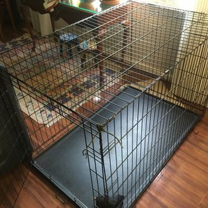 Large Dog Crate for Sale in Rockville, MD