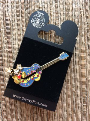 Mickey Rock-n-Roll Pin for Sale in New York, NY