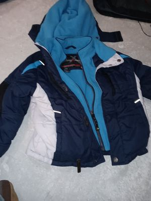 Zeroxposur Evolution jacket size 4T boys for Sale in Olivehurst, CA