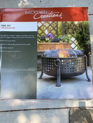 Fire pit new for Sale in Chicago, IL