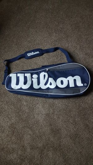 Wilson tennis racket bag for Sale in Nashville, TN