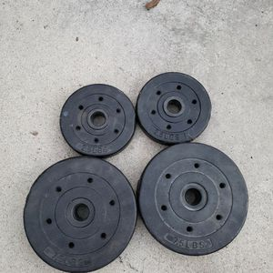 20lb Of Weights for Sale in Moreno Valley, CA