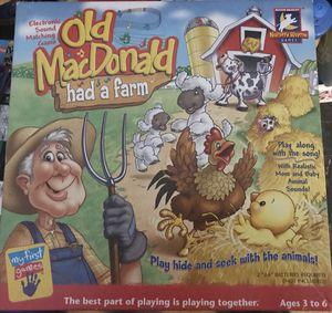 Board game $15.00 & picture bingo $10.00 for Sale in Woodbridge, VA