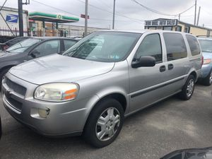 LIKE NEW, 2006 Chevrolet Uplander,LS,3rd row seats,4DR,EXT Minivan,V6,3.5L, for Sale in Philadelphia, PA
