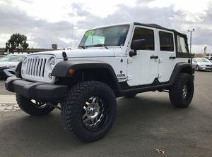 2015 JEEP WRANGLER for Sale in Moreno Valley, CA