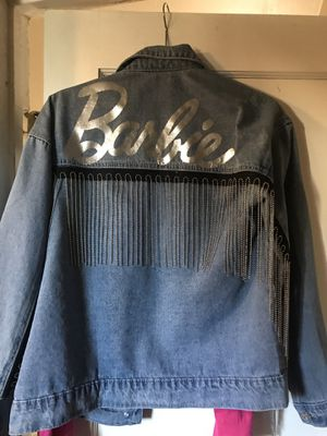Misguided jean jacket s36 for Sale in Arlington, VA