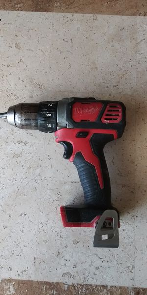 Milwaukee 18 volt drill for Sale in Fort Worth, TX
