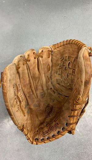 "Rawlings Heritage Series 13"" LH Softball Glove for Sale in Fullerton, CA"
