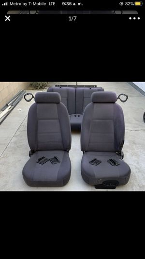 🔥🔥For Mustang seats only front 🔥🔥 for Sale in Los Angeles, CA