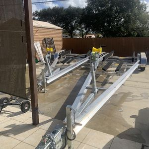 2021 Aluminum Triple Axle Trailer for Sale in San Diego, CA