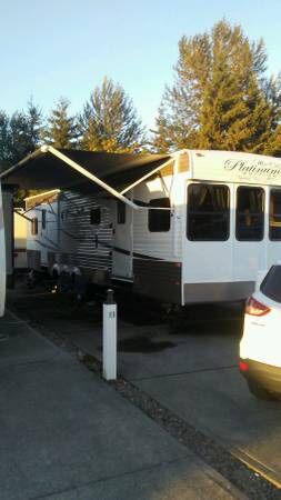 38ft travel trailer for Sale in Yuma, AZ