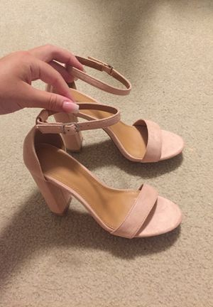 Woman Shoes - size 8 - pink for Sale in Rockville, MD