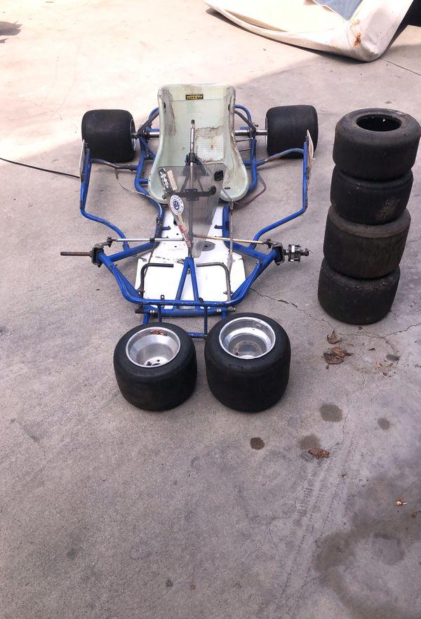 Emmick Kart Set Up For Kt100 Brig Strap Not A Kid Kart