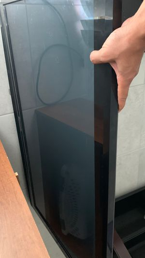 Panasonic tv with stand and remote for Sale in Corpus Christi, TX