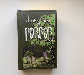 Brand New Classic Horror Stories Book for Sale in Vista,  CA