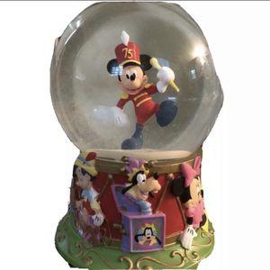 Disney Mickey Snow Globe for Sale in Weymouth, MA