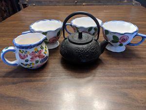 Tea set for Sale in Woonsocket, RI