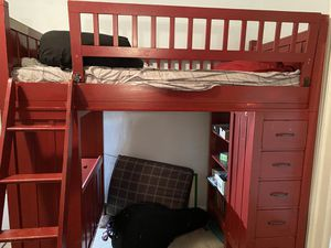 Pottery Barn Kids Camp Loft Bed for Sale in Brooklyn, NY