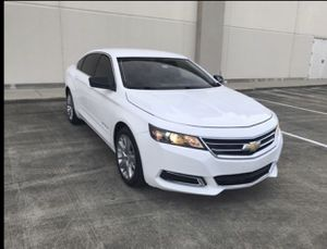 2014 Chevy Chevrolet Impala LS 86k miles blue title for Sale in Sugar Land, TX