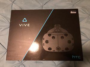 Lightly used HTC Vive for Sale in Grosse Pointe Park, MI