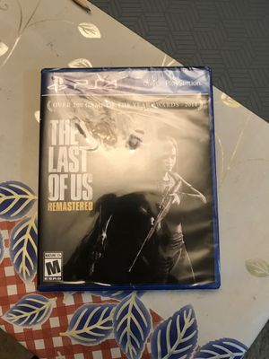 The Last Of Us Remastered for Sale in Gaithersburg, MD